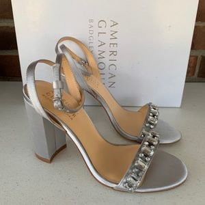 New American Glamour Badgley Mischka Virgo pump